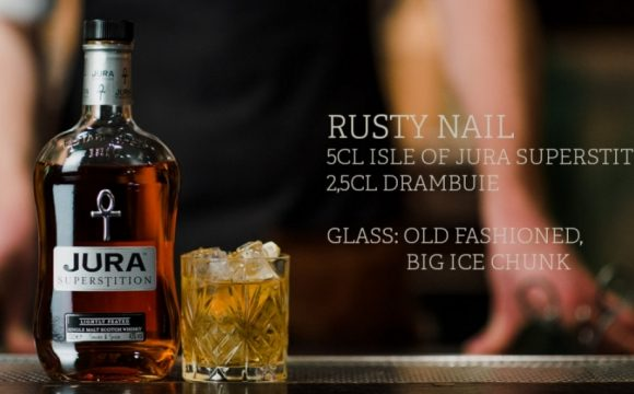 11. časť – Video recept: Rusty Nail