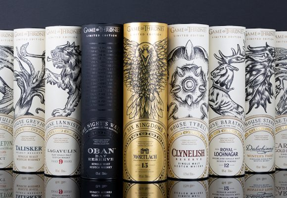 Game of Thrones – Limitovaná single malt edícia